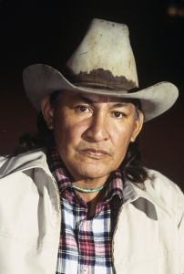 Famous Native American Actors | Will Sampson, the Native American actor famous for his role as Chief ...