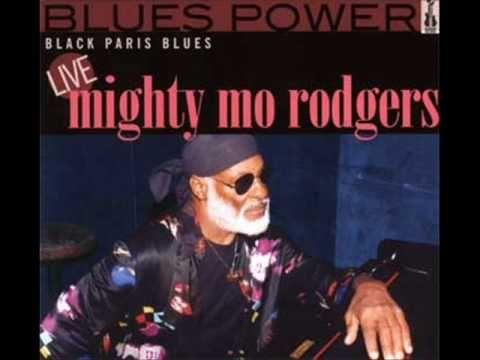 Mighty Mo Rodgers - Black Paris blues.wmv