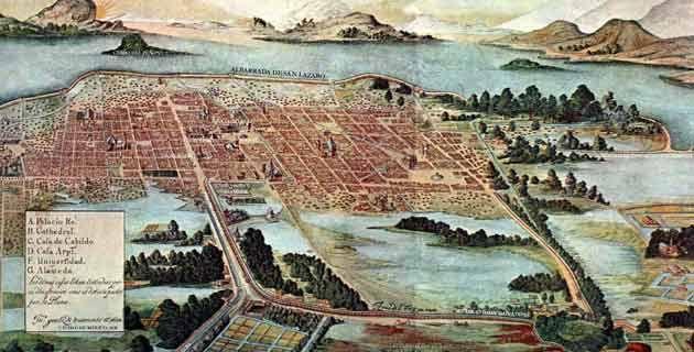 La Colonia o Virreinato en México (1521-1810) | México Desconocido