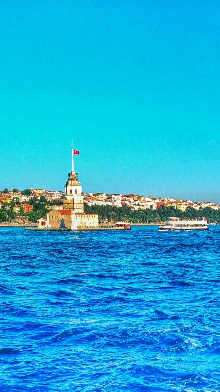 İstanbul-Kız Kulesi