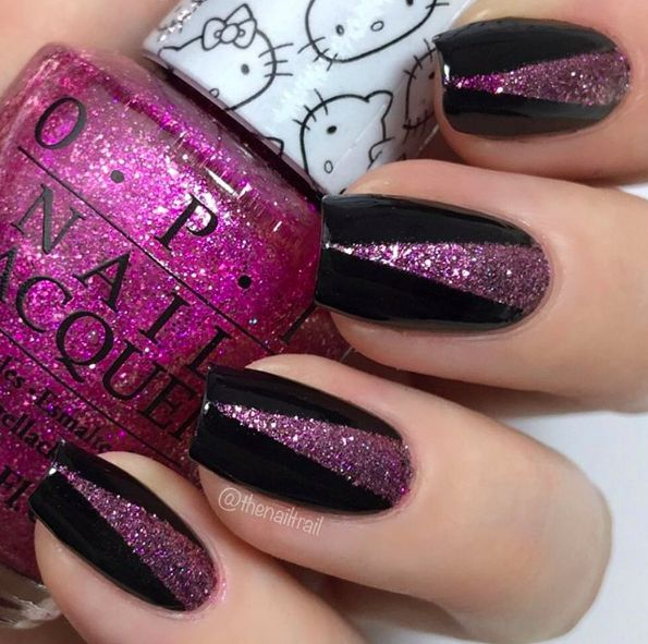 Que Significa Black Nail Polish: Best 20+ Black Heart Ideas On Pinterest
