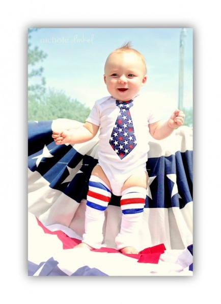 4th of july outfit baby
