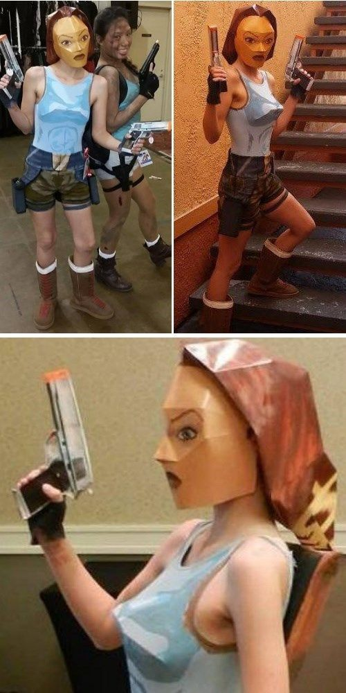 The Most Accurate Lara Croft Cosplay That Ever Existed