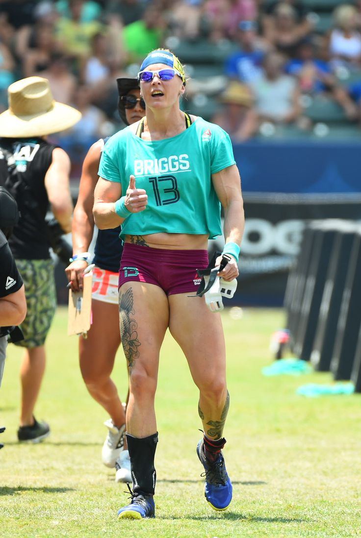 "#HelloMyNamesIs Sam ""The Engine"" Briggs (@bicepslikebriggs). I am 35 years of age, a former firefighter, a five-time CrossFit Games qualifier and the 2013 champ. I have a background in triathlons, duathlons and soccer. Last year, I finished fourth overall at the CrossFit Games for the second year in a row. At the English Indoor Rowing Championships (EIRC), I set a world record in the 500 m (1:33.4) and a UK record in the 2 k (7:05.1) in the lightweight division.  This year, I finished 12th…"