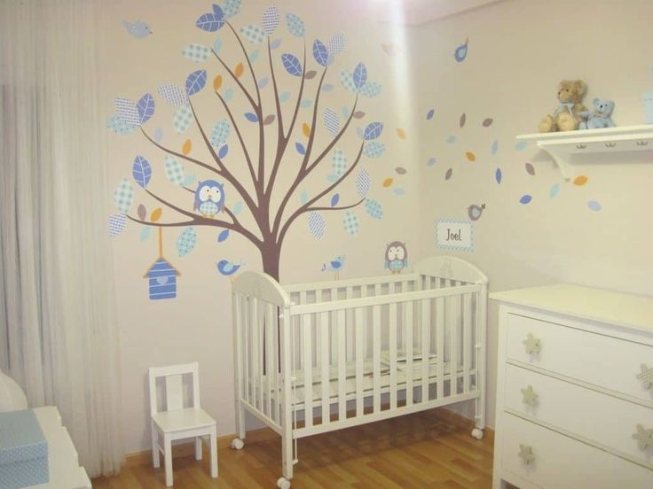 Baby Nursery Wall Decals