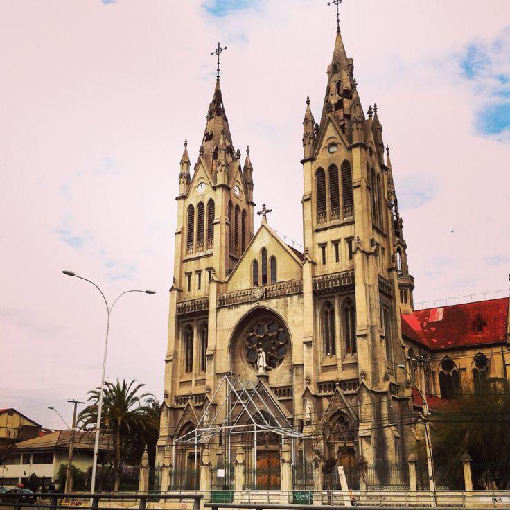 Parroquia Nuestra Perpetua Señora del Socorro. Santiago, Chile.