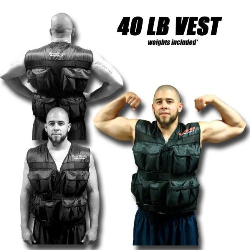Lbs Weighted Training Conditioning Vest - Weights Included: Vest Training Vest, Weights Includ, Weights Vest, Conditioning Vest, Vest Weights, Lb Weights, Weights Training, Weights Excerci, Lbs Weights