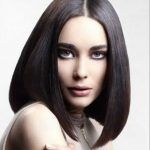 latest haircut for women best 25 hairstyles prom ideas on 6220 | b6220ff623fe726228d7e73402776b89 medium black hairstyles long bob hairstyles