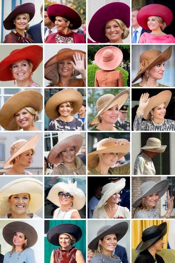 Favoriete hoed Maxima