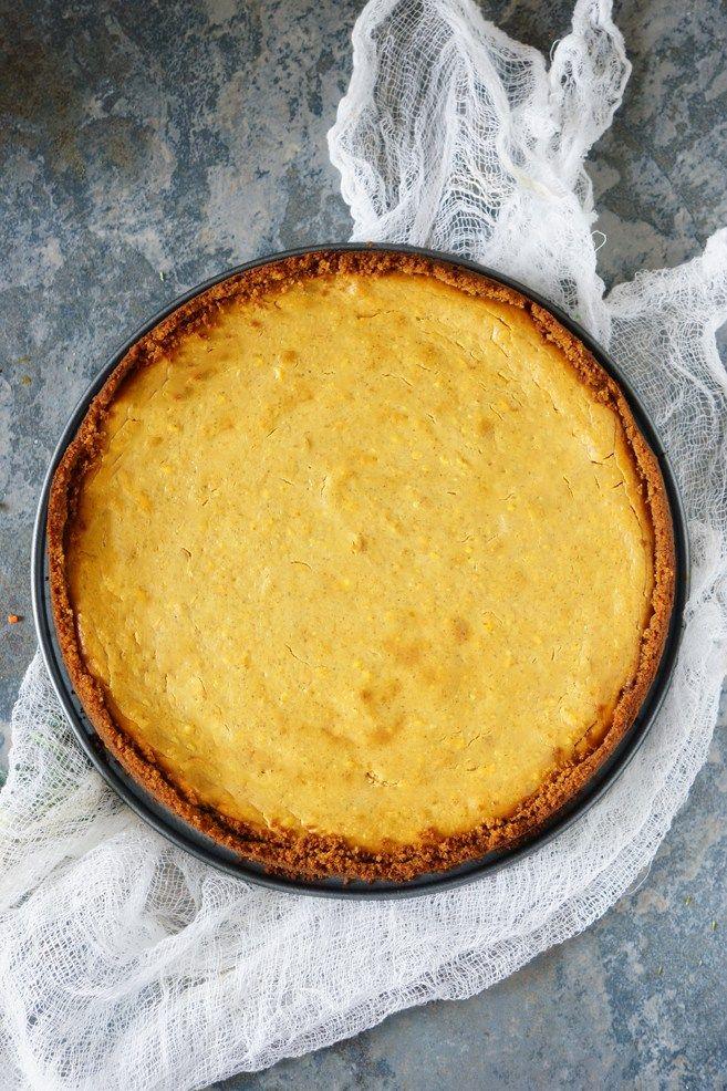 Cheesecake Factory Copycat Pumpkin Cheesecake
