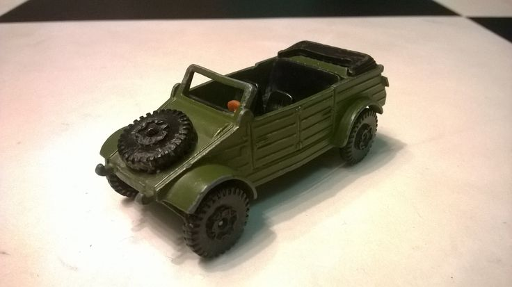 Playart green kubelwagen