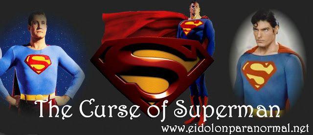 Eidolon Paranormal Australia: Curses: The Curse of Superman
