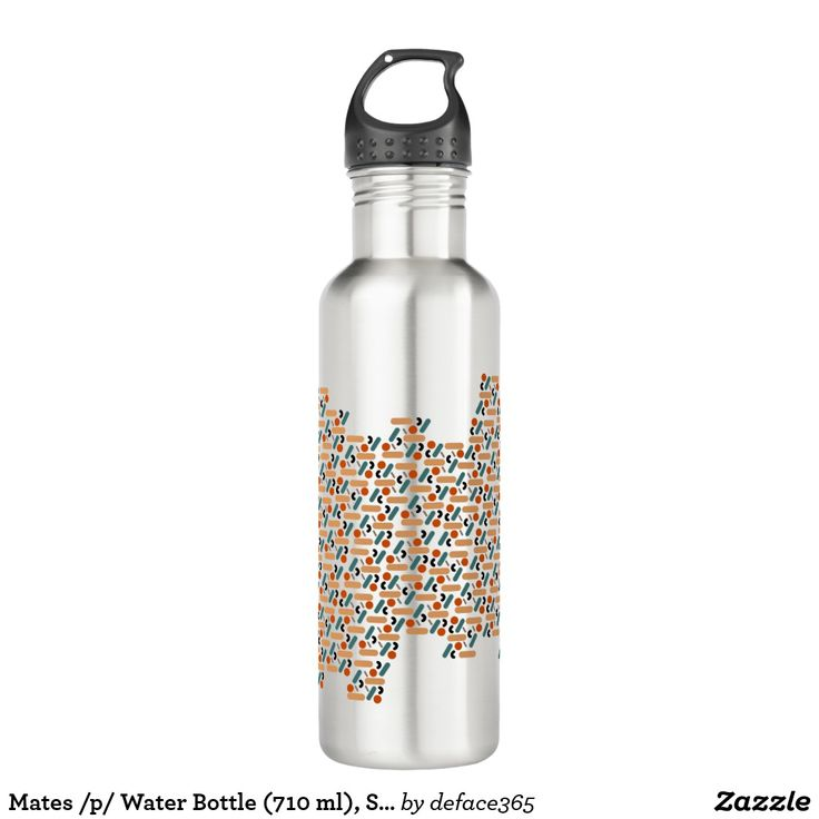 Mates /p/ Water Bottle (710 ml), Stainless Steel