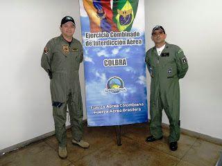 Google+ Colombia y Brasil se preparan contra el narcotráfico y el terrorismo de forma conjunta - Noticias Infodefensa España
