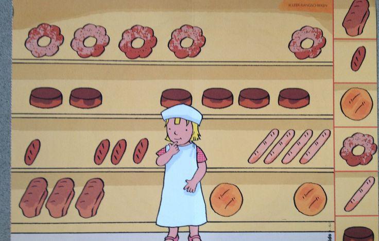 Werkblad: Broodrek aanvullen