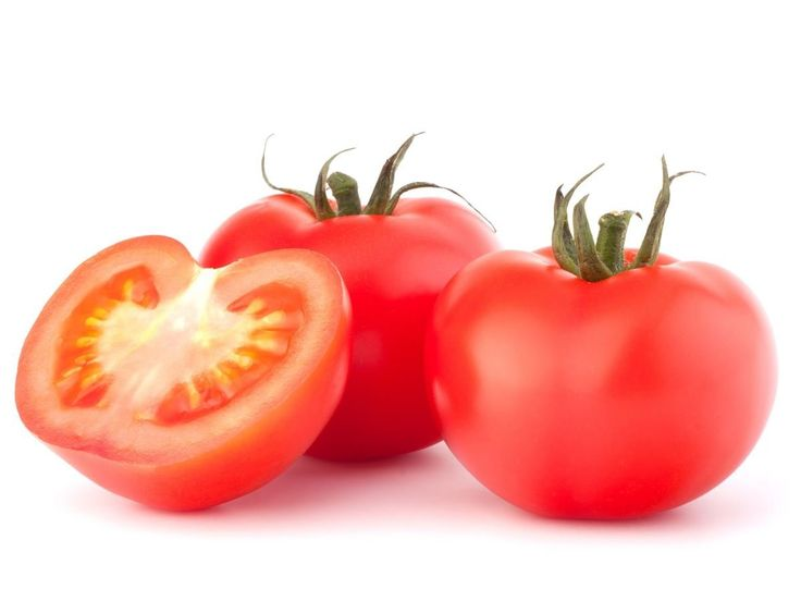 Tomatoes help to improve eye sight, boost stomach health, and lower blood pressure. Tomatoes also give relief from diabetes, skin problems and urinary tract infections.