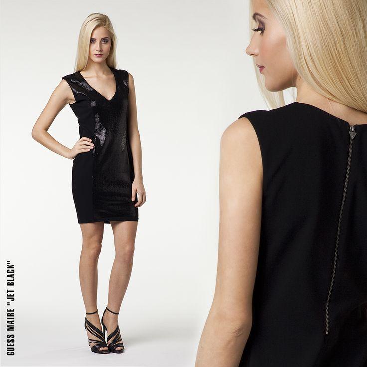 #jeansstore #newcollection #newproduct #new #newarrivals #fallwinter14 #fall #winter #autumn #autumnwinter14 #onlinestore #online #store #shopnow #shop #fashion #womencollection #women #dress #dresses #black #blackdress #maire #jetblack #slimfit #slim #shortsleeve