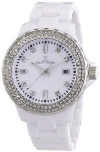 Toy Watch Womens Pcls22wh Plastic