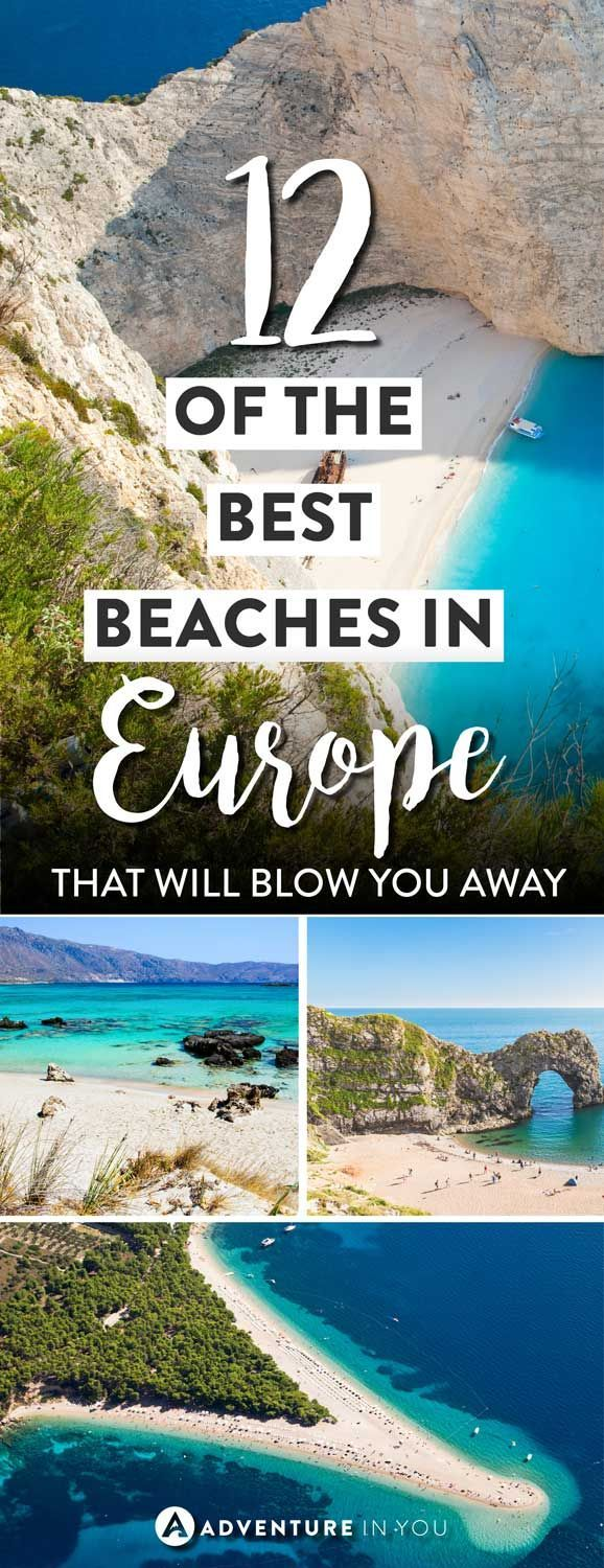 Europe Beaches | Looking for the best beaches in Europe? This article will fill you with travel inspiration as we take you around some of the best beaches in Europe that will blow you away.