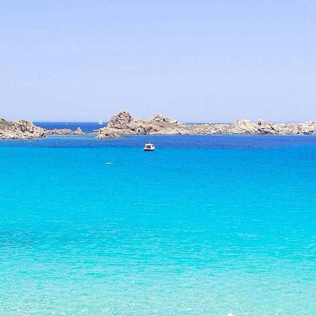 L💙ve #sardinia #italy #summerholidays #sea #colors