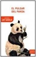 El pulgar del panda Stephen Jay Gould