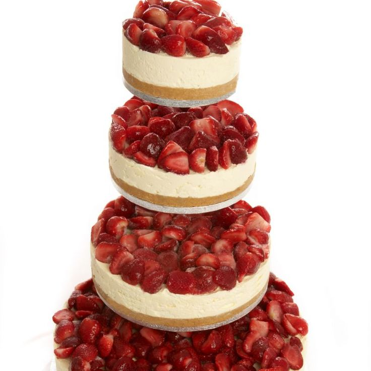 I DEFINITELY have my heart set on a Strawberry Cheese cake for my big day!! I HATE fondant and don't really eat cake unless it's cupcakes...