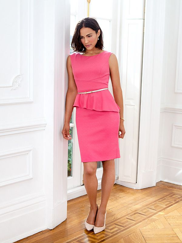 Paula Patton Models for Ellen Tracy: I Don't Even Want to Look Back at Photos of My Old Outfits! (PHOTOS) http://stylenews.peoplestylewatch.com/2015/03/03/paula-patton-models-for-ellen-tracy/