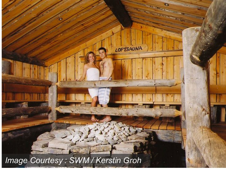 Popular Relax your body and mind at one of the sauna events in Munich