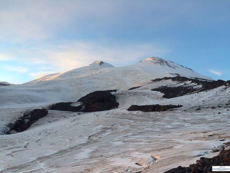 Elbrusz (5642m) csúcsmászás