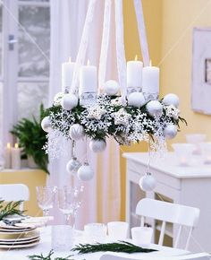 Die besten 25 adventskranz wei ideen auf pinterest adventskranz ideen adventskranz diy und - Adventskranz edelstahl dekorieren ...