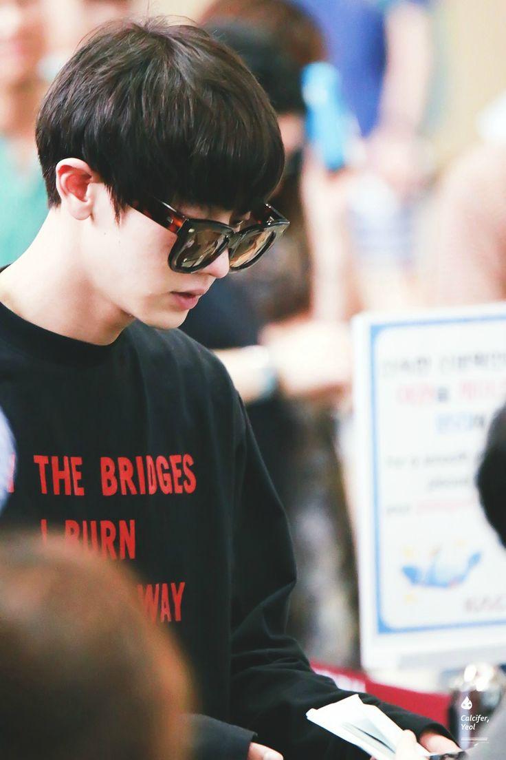 160813 #Chanyeol #EXO