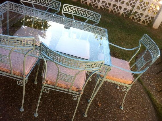 86 Best Vintage Outdoor Furniture Refurbish Images On