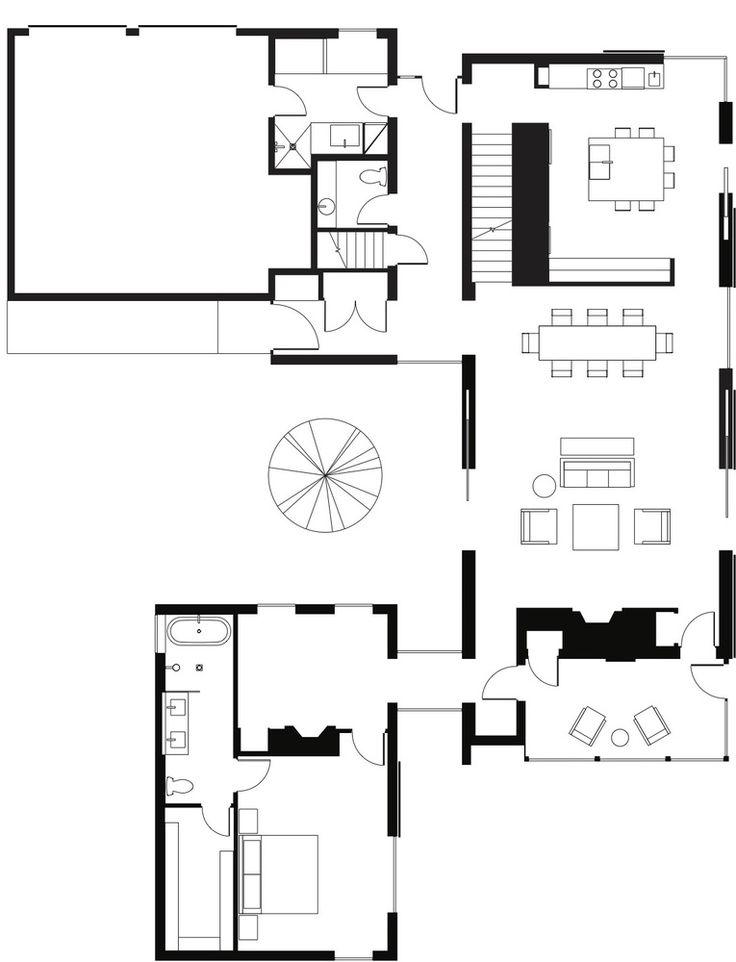 Gallery of Townships Farmhouse / LAMAS - 14