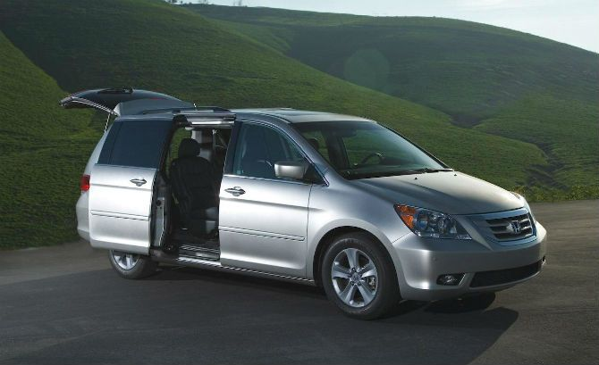 Honda Minivan Recall 2013: Odyssey Brakes Could Fail, But Part Not Available Until 2014