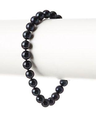 70% OFF Radiance Pearl 14K 7-7.5mm Black Akoya Cultured Pearl Bracelet