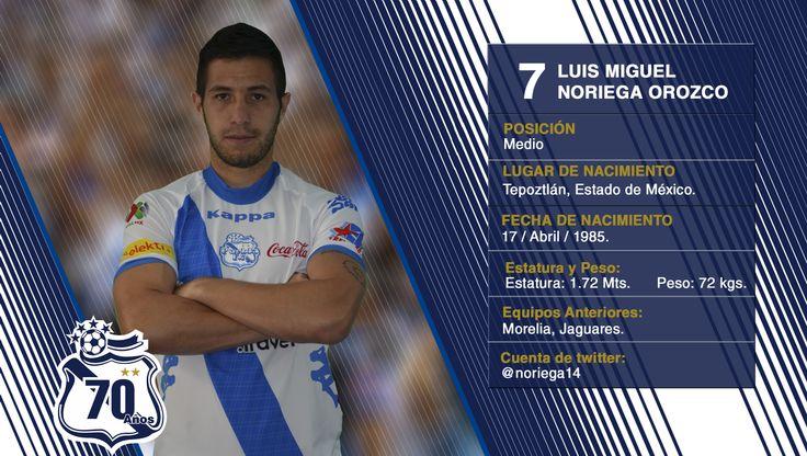 #7 Luis Noriega