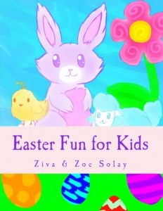 Easter Fun for Kids - Rhyming poems, preschool mystery, activity sheets, printables, quizzes, connect the dots, and more.