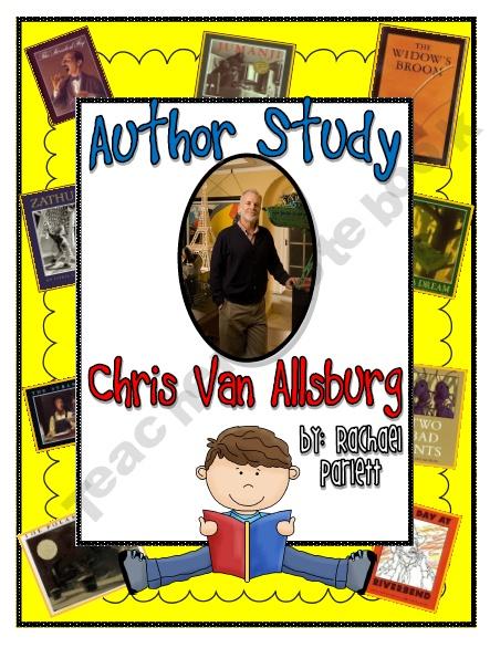 Chris Van Allsburg Lesson Plan   Study.com