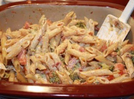 CREAMY ONE POT PASTA - DEEP COVERED BAKER VERSION Recipe