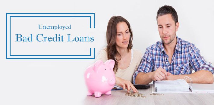 We are offering credible deals on bad credit loans for the unemployed. We make sure to offer exclusive deals on these loans. For more information on these loan, visit- https://goo.gl/V8ep8x