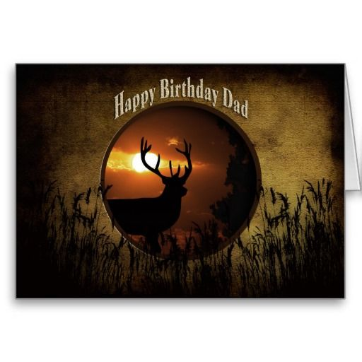 22 Best Deer Hunting Cards Amp Invitations Images On
