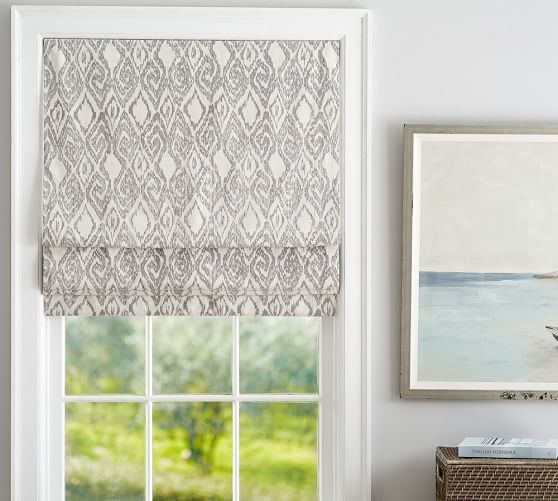 Torrens Ikat Cordless Shade In 2019 Cordless Roman