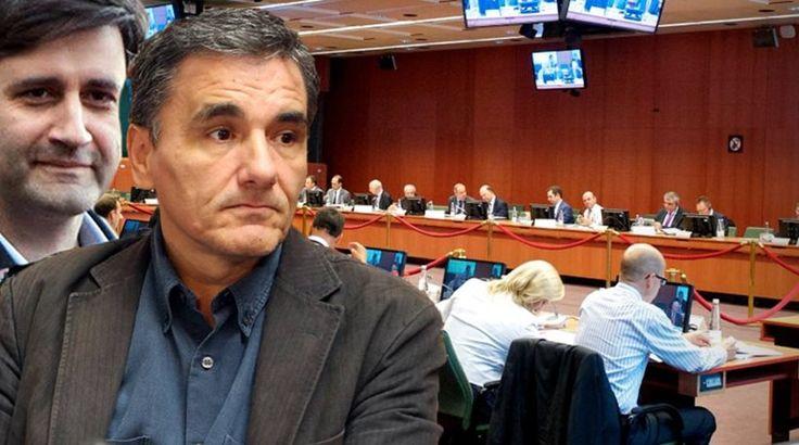 Ψάχνουν πολιτική λύση πριν από το Eurogroup: Σε μια ύστατη προσπάθεια να γεφυρωθούν οι διαφορές πριν από το Eurogroup της Παρασκευής,…