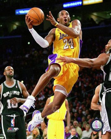 """Since the dawn of time men has asked the question:     """"What makes Kobe Bryant aka """"The Black Mamba"""" so unstoppable?""""     What makes his dunk so unstoppable? What makes his 3-pointers so unstoppable?     What makes his overall unstoppableness unstoppable? Is it possible to stop something that is unstoppable?     Is the answer to the question another question? We'll never know! And never knowing the unknownable is unstoppable!"""