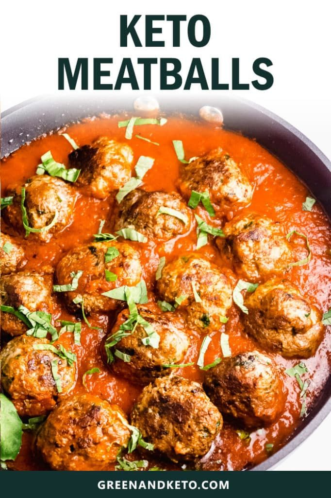 The Best Keto Meatballs Gluten Free Without Breadcrumbs Recipe Keto Meatballs Recipes Low Carb Dinner Recipes