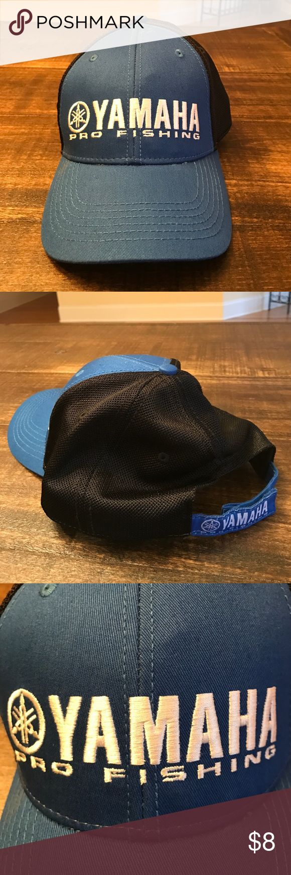 Yamaha adjustable ball cap-  NEW!! Yamaha adjustable ball cap- NEW!! Yamaha Accessories Hats
