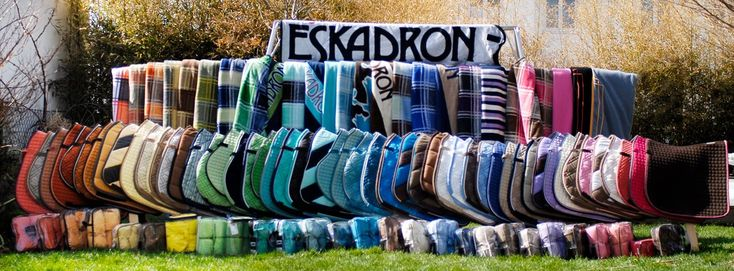 Beautiful. Eskadron rainbow! Can I just have everything in this picture!!!