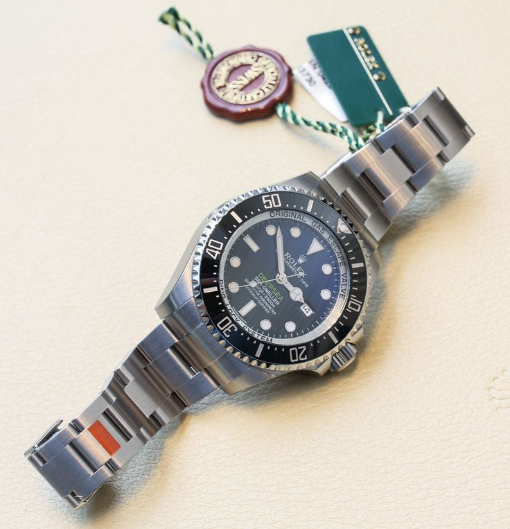 Rolex Sea Dweller Deepsea Review