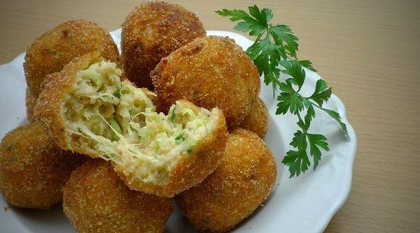 Cukkini fasírt - recept Hamihami.hu