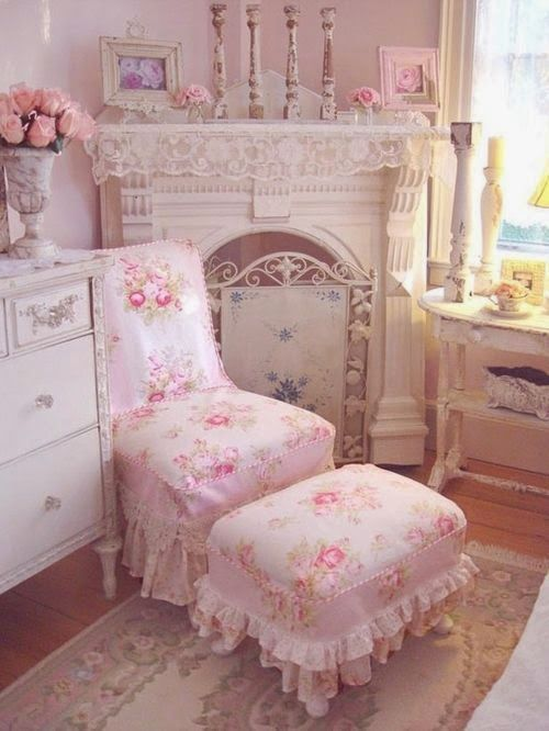 Shabby Chic Ideas Find shabby chic inspiration and decor ideas for your home #shabbychicbedroomsvintage